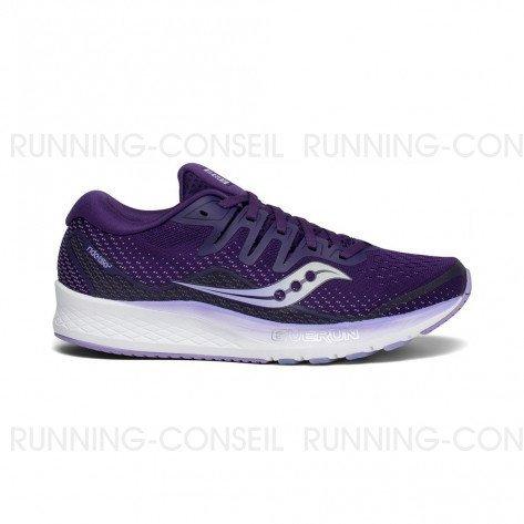 SAUCONY RIDE ISO 2 Femme - Purple