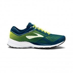 BROOKS LAUNCH 5 Homme Blue/Nightlife/White