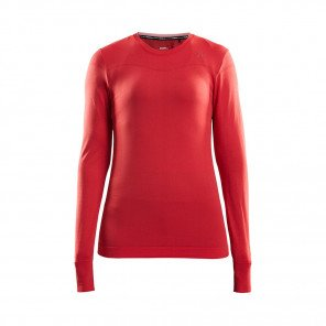 CRAFT Maillot Manches Longues Fuseknit Comfort Col Rond Femme   Beam