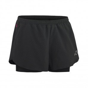 KARI TRAA Shorts MARIKA Femme | Black | Collection Printemps-Été 2019