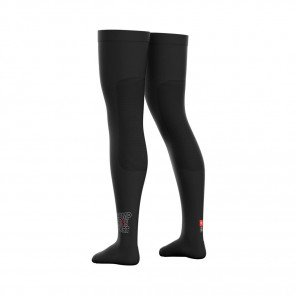 COMPRESSPORT Bas de Compression TOTAL FULL LEG | Noir