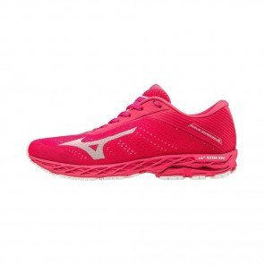 MIZUNO WAVE SHADOW 3 Femme | High Riskred / White