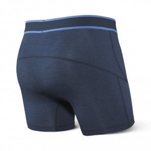 SAXX UNDERWEAR Kinetic Boxer brief Homme | Blue Cross Dye