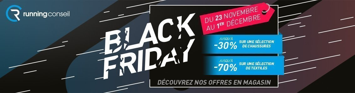 Black Friday Running Conseil Avignon